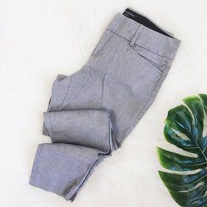 Banana Republic • Gray Jackson Skinny Ankle Pants